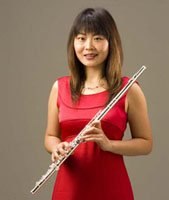 Viento flutes – tested and approved by Christina Xu